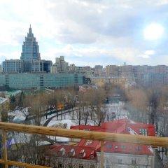 Апартаменты Intermark Apartment Tsvetnoy балкон