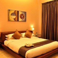Beach Hotel Apartment комната для гостей фото 2