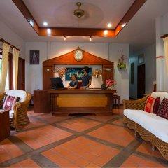 Отель Kata Interhouse Resort Таиланд, пляж Ката - 1 отзыв об отеле, цены и фото номеров - забронировать отель Kata Interhouse Resort онлайн интерьер отеля фото 2