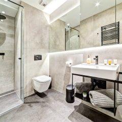 Отель E-Apartamenty Dominikanska Польша, Познань - отзывы, цены и фото номеров - забронировать отель E-Apartamenty Dominikanska онлайн ванная