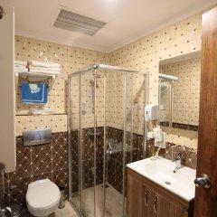Bursa Palas Hotel Турция, Бурса - отзывы, цены и фото номеров - забронировать отель Bursa Palas Hotel онлайн ванная
