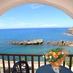 Отель Antica Pensione Pinna Италия, Кастельсардо - отзывы, цены и фото номеров - забронировать отель Antica Pensione Pinna онлайн балкон