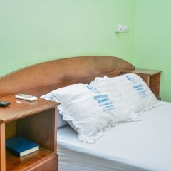 Отель Résidence Hôtelière de Moungali Республика Конго, Браззавиль - отзывы, цены и фото номеров - забронировать отель Résidence Hôtelière de Moungali онлайн комната для гостей фото 2