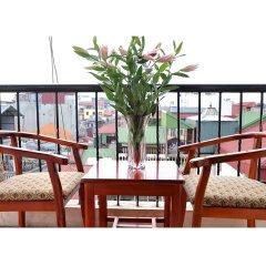 The World Inn Hotel And Travel Ханой балкон