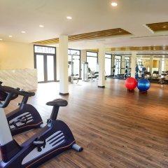 Отель Secret Garden Villas-Furama Beach Danang фитнесс-зал фото 3
