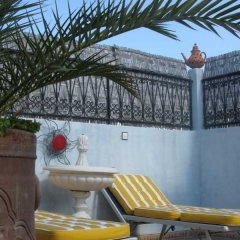 Отель Riad Mahjouba Марракеш фитнесс-зал