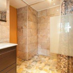 Отель Apartamentos Jerez Испания, Херес-де-ла-Фронтера - отзывы, цены и фото номеров - забронировать отель Apartamentos Jerez онлайн ванная