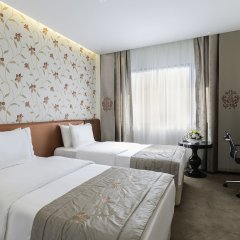 Ramada Hotel & Suites Atakoy Турция, Стамбул - 1 отзыв об отеле, цены и фото номеров - забронировать отель Ramada Hotel & Suites Atakoy онлайн комната для гостей фото 5