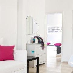 Отель Acqua Vatos Santorini Hotel Греция, Остров Санторини - отзывы, цены и фото номеров - забронировать отель Acqua Vatos Santorini Hotel онлайн комната для гостей фото 3