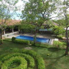 Отель Yala Villa Шри-Ланка, Тиссамахарама - отзывы, цены и фото номеров - забронировать отель Yala Villa онлайн бассейн