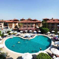 Club Grand Side (Amazon Water World) Турция, Сиде - отзывы, цены и фото номеров - забронировать отель Club Grand Side (Amazon Water World) - All Inclusive онлайн балкон