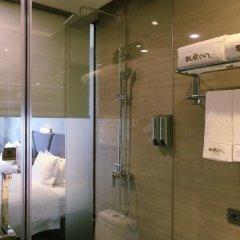 Отель Suiton By Paxton Шэньчжэнь ванная фото 2