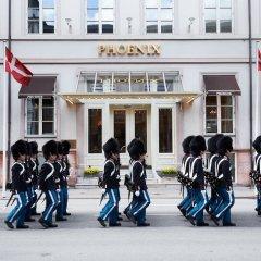 Отель Phoenix Copenhagen Дания, Копенгаген - 1 отзыв об отеле, цены и фото номеров - забронировать отель Phoenix Copenhagen онлайн городской автобус