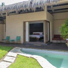 Отель Isla Tajín Beach & River Resort бассейн