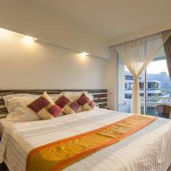Отель The Bliss South Beach Patong 3* Стандартный номер разные типы кроватей
