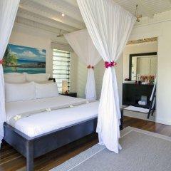 Отель Taveuni Palms Фиджи, Остров Тавеуни - отзывы, цены и фото номеров - забронировать отель Taveuni Palms онлайн комната для гостей фото 4