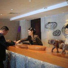 Отель Relax Season Hotel Dongmen Китай, Шэньчжэнь - отзывы, цены и фото номеров - забронировать отель Relax Season Hotel Dongmen онлайн интерьер отеля фото 3