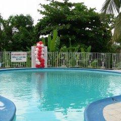 Отель Palm View Guesthouse And Conference Centre Монтего-Бей бассейн фото 2