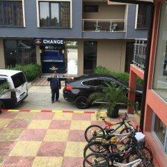 Отель Tia Maria Premium Hotel Болгария, Солнечный берег - отзывы, цены и фото номеров - забронировать отель Tia Maria Premium Hotel онлайн парковка
