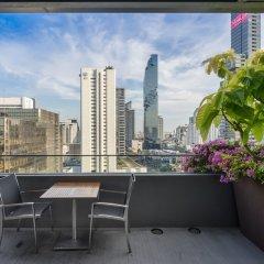 Amara Bangkok Hotel балкон