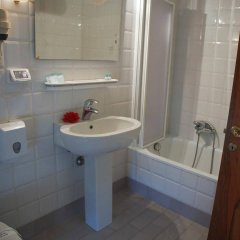 Hotel Villa Tetlameya Лорето ванная