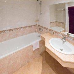 Отель Boutique Splendid Hotel Болгария, Варна - 3 отзыва об отеле, цены и фото номеров - забронировать отель Boutique Splendid Hotel онлайн ванная