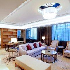 Отель Holiday Inn Chengdu Oriental Plaza комната для гостей