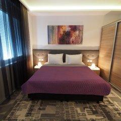 Отель Crystal Code Apartments Сербия, Белград - отзывы, цены и фото номеров - забронировать отель Crystal Code Apartments онлайн комната для гостей фото 4