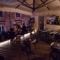 Отель Relais Fontana Di Trevi Рим гостиничный бар