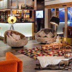 Hotel Pashmina Le Refuge гостиничный бар