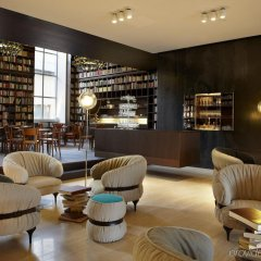 B2 Boutique Hotel + Spa интерьер отеля