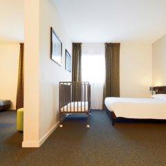 Hotel Kyriad Orly Aéroport Athis Mons комната для гостей фото 4