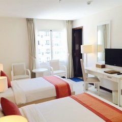 Nhi Phi Hotel комната для гостей фото 2