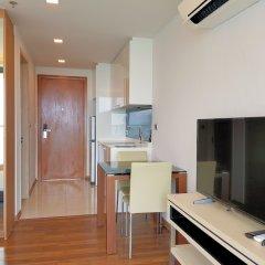 Отель The Peak 1BR-1708 by Pattaya Holiday Паттайя комната для гостей фото 2