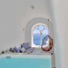 Отель Namaste Suites by Caldera Houses Греция, Остров Санторини - отзывы, цены и фото номеров - забронировать отель Namaste Suites by Caldera Houses онлайн бассейн