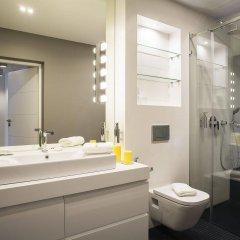 Отель Oxygen Central Apartments Польша, Варшава - отзывы, цены и фото номеров - забронировать отель Oxygen Central Apartments онлайн ванная