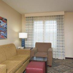 Отель Homewood Suites Columbus, Oh - Airport Колумбус комната для гостей фото 4