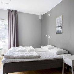 Отель Linneplatsens Hotell & Vandrarhem Гётеборг комната для гостей фото 3