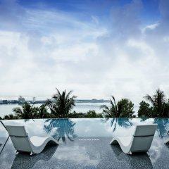 Отель Lotte Hotel Guam США, Тамунинг - отзывы, цены и фото номеров - забронировать отель Lotte Hotel Guam онлайн бассейн фото 2