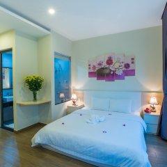 Отель Hanoi 3B Ханой комната для гостей