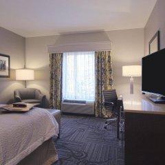 Отель Hampton Inn & Suites Columbus/University Area Колумбус комната для гостей фото 5