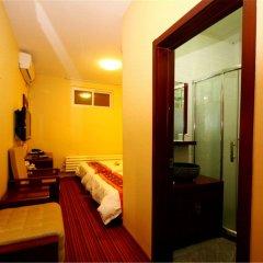 Отель Chinese Culture Holiday Hotel Китай, Пекин - 1 отзыв об отеле, цены и фото номеров - забронировать отель Chinese Culture Holiday Hotel онлайн комната для гостей фото 4