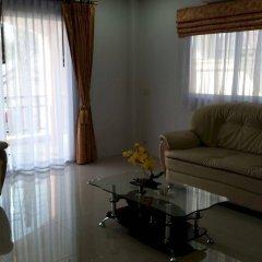 Апартаменты Sea View Apartments На Чом Тхиан комната для гостей фото 2