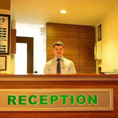 Отель Otel 59 Текирдаг интерьер отеля