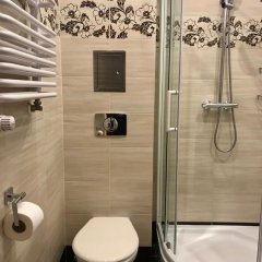 Отель Apartamenty Wozna Польша, Познань - отзывы, цены и фото номеров - забронировать отель Apartamenty Wozna онлайн ванная