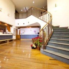 Отель Beppu Kannawa Onsen Hotel Fugetsu Hammond Япония, Беппу - отзывы, цены и фото номеров - забронировать отель Beppu Kannawa Onsen Hotel Fugetsu Hammond онлайн интерьер отеля