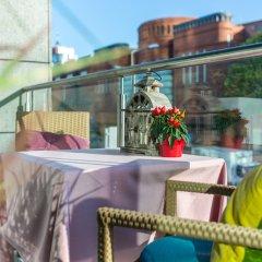 Отель IBB Andersia Hotel Польша, Познань - отзывы, цены и фото номеров - забронировать отель IBB Andersia Hotel онлайн балкон