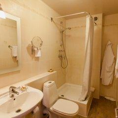 Отель Габриэль Пермь ванная