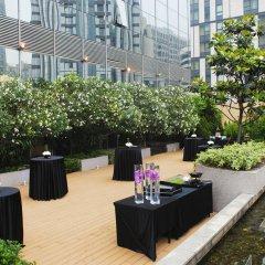 Отель Sofitel Shanghai Hyland Китай, Шанхай - отзывы, цены и фото номеров - забронировать отель Sofitel Shanghai Hyland онлайн фото 5