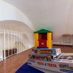 Отель La Corte Vetere Матера детские мероприятия